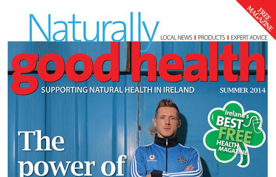 Naturally Good Health magazine Summer 2014 issue